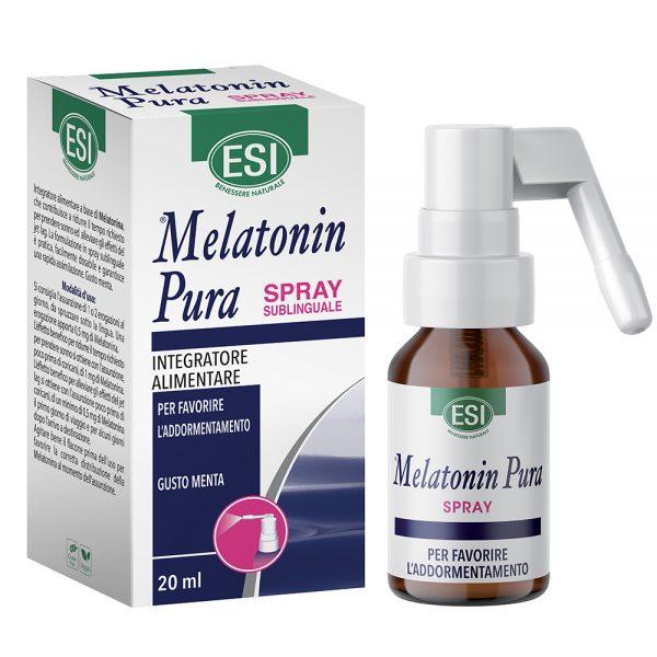 Melatonin Pura Spray Sublinguale