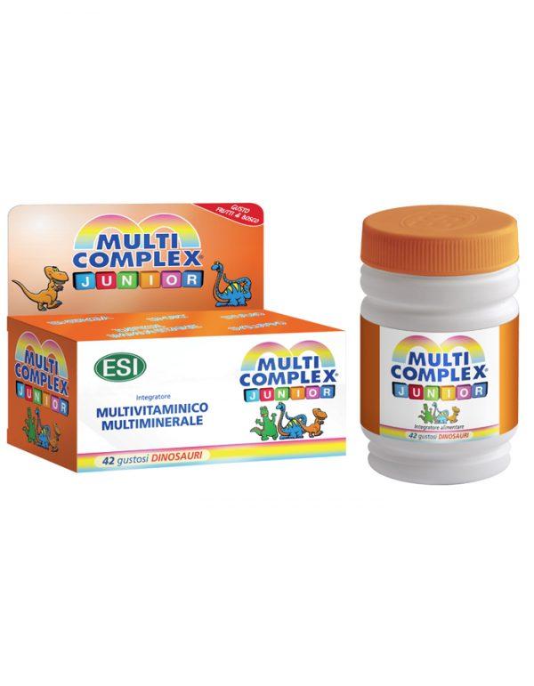 Multicomplex Junior Multivitaminico Multiminerale