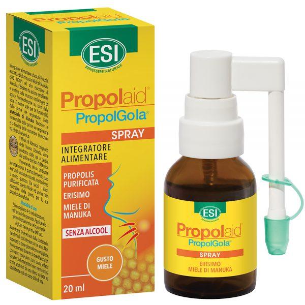 Propolaid PropolGola Spray Miele