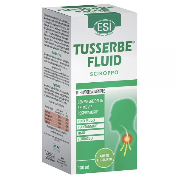 Tusserbe Fluid Sciroppo ESI