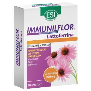 Immunilflor Lattoferrina Naturcaps esi