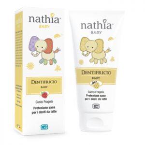 Dentifricio baby Nathia baby